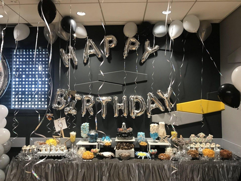 אירוע יום הולדת ב- FlyBox